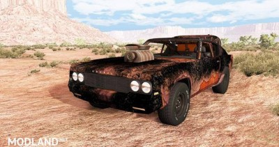 Gavril Barstow Mad Max v 0.3 [0.9.0]